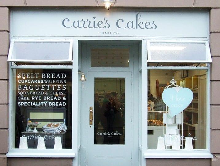 Web design Limerick carries cakes