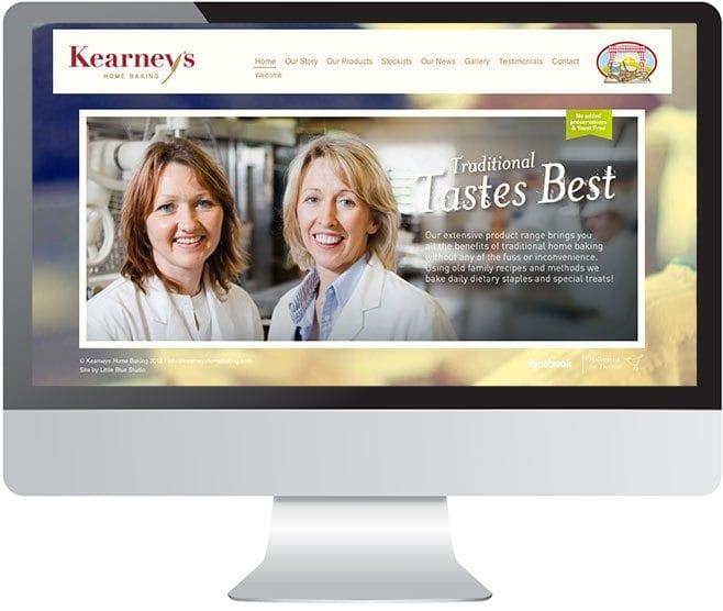 Branding Limerick, Ireland kearneys imac