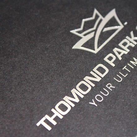 Web designer Limerick Thomond Park website