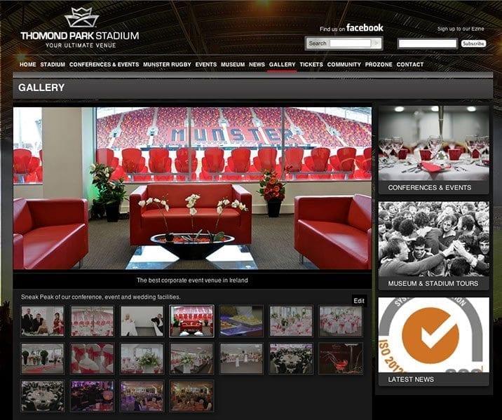 Web site design tp 2