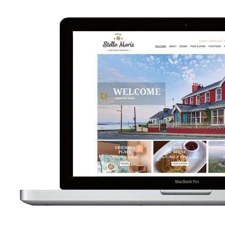 Stella Maris Web designer Limerick