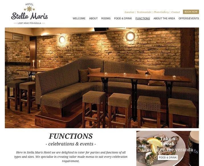 Web site design stella f3