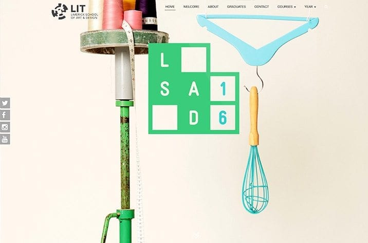 Web site design LSAD 4