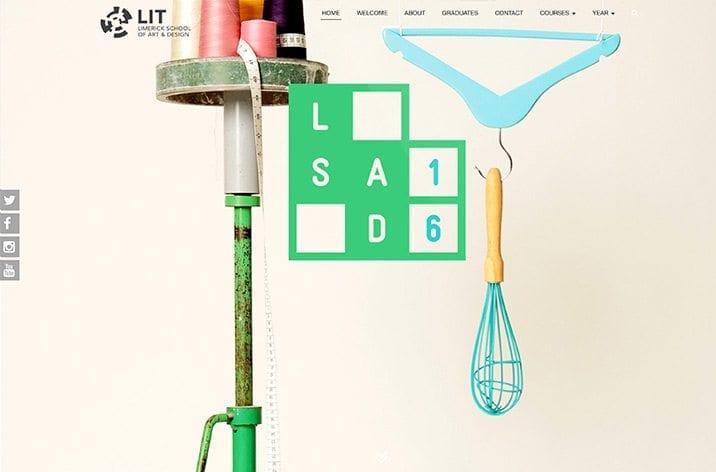 Web site design LSAD 4