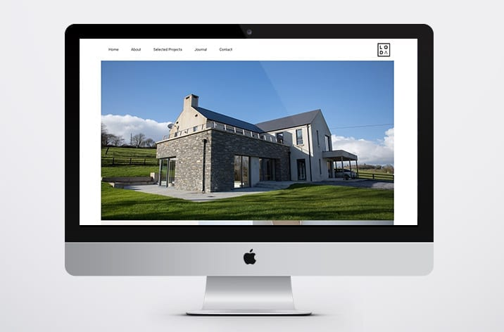 lod architects web design