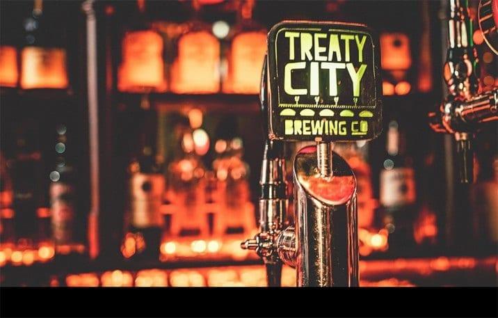 TreatyCity Brewery