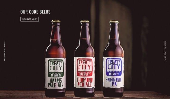 Treaty City Beers