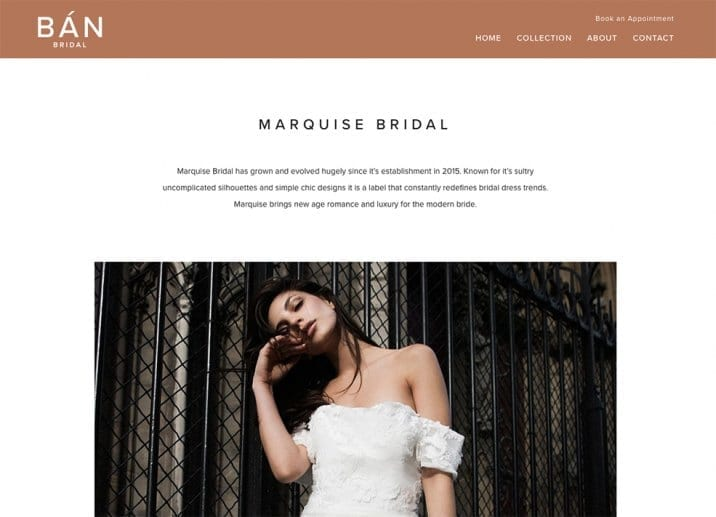 Marquise Bridal Designer Wedding Dresses