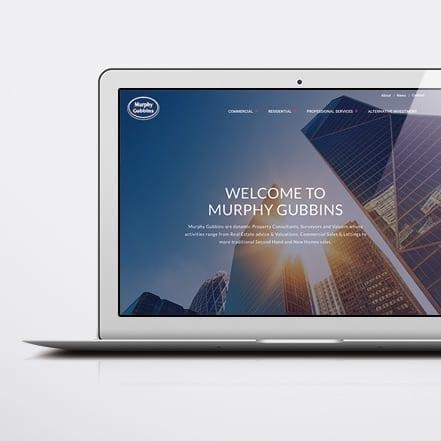 Murphy Gubbins Web Design in Limerick