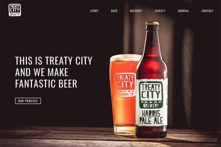 Fantastic Beer Fantastic Web Design