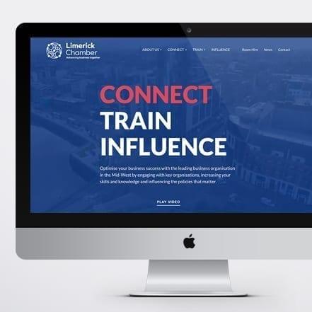 Web Design Limerick Chamber