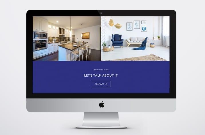 New Website Design for MG
