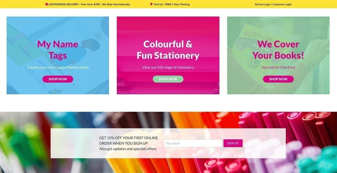 Tony Clarke's Online Shop