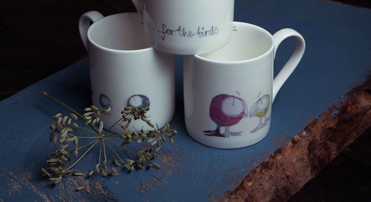 Lynn Kenny Designed Mugs