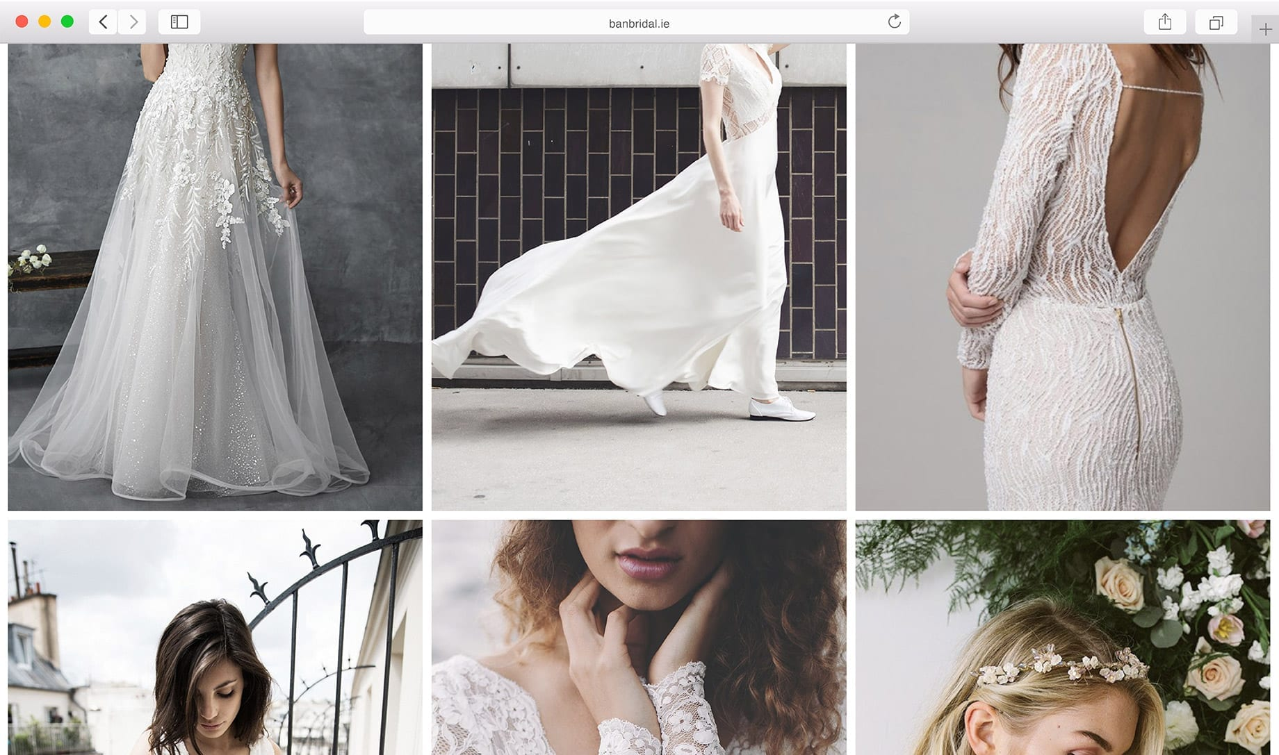 Ban Bridal Boutique