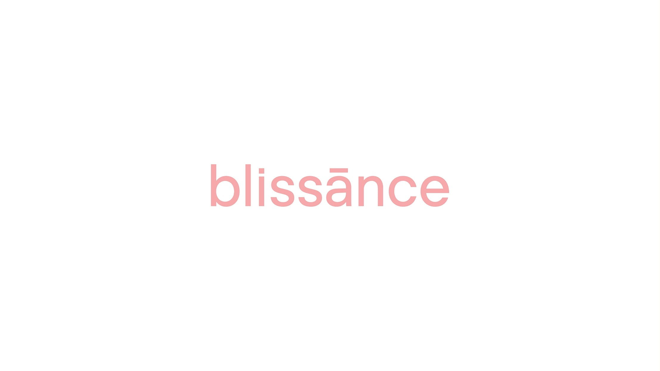 The Blissance Method