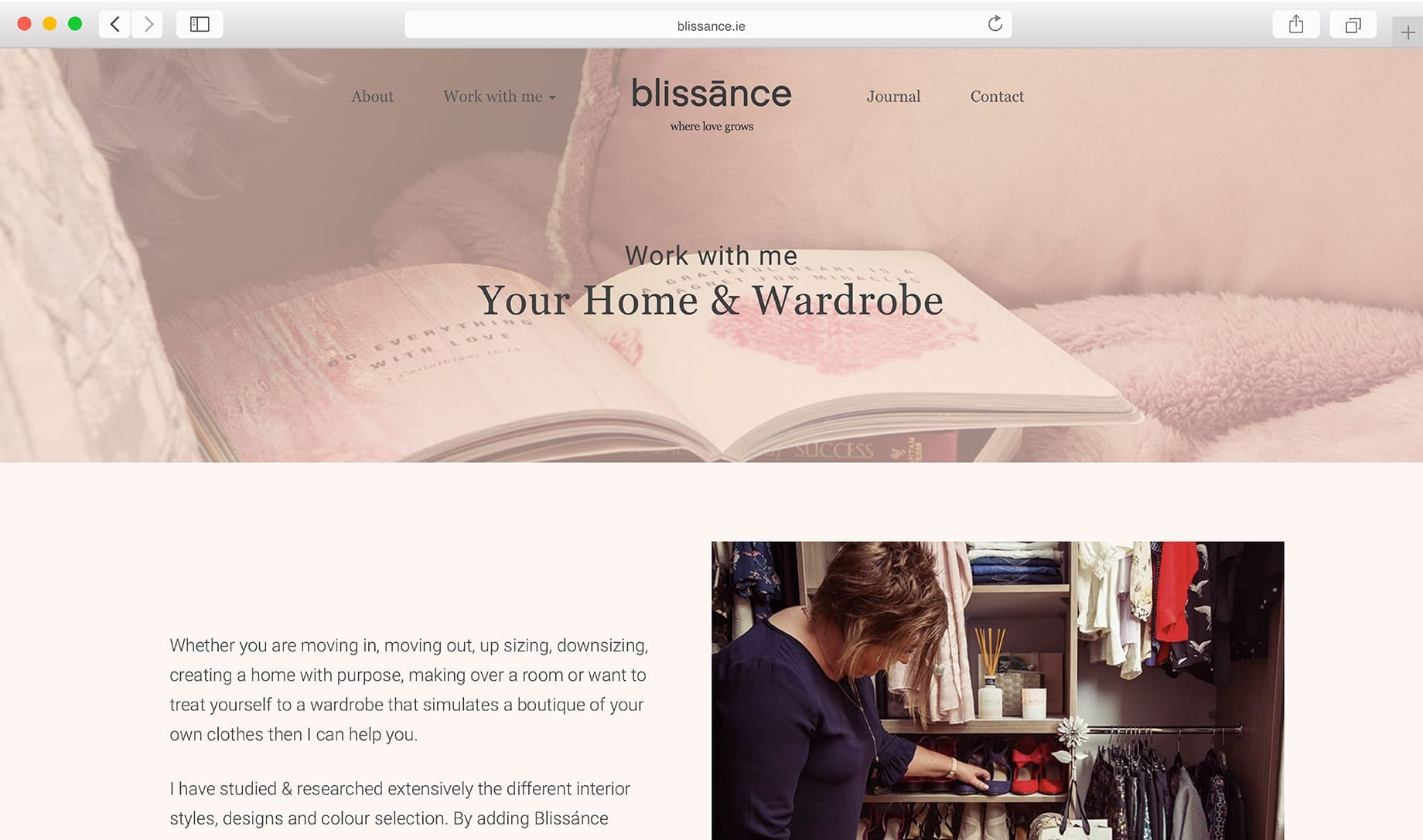 Blissance Web Developer Sample