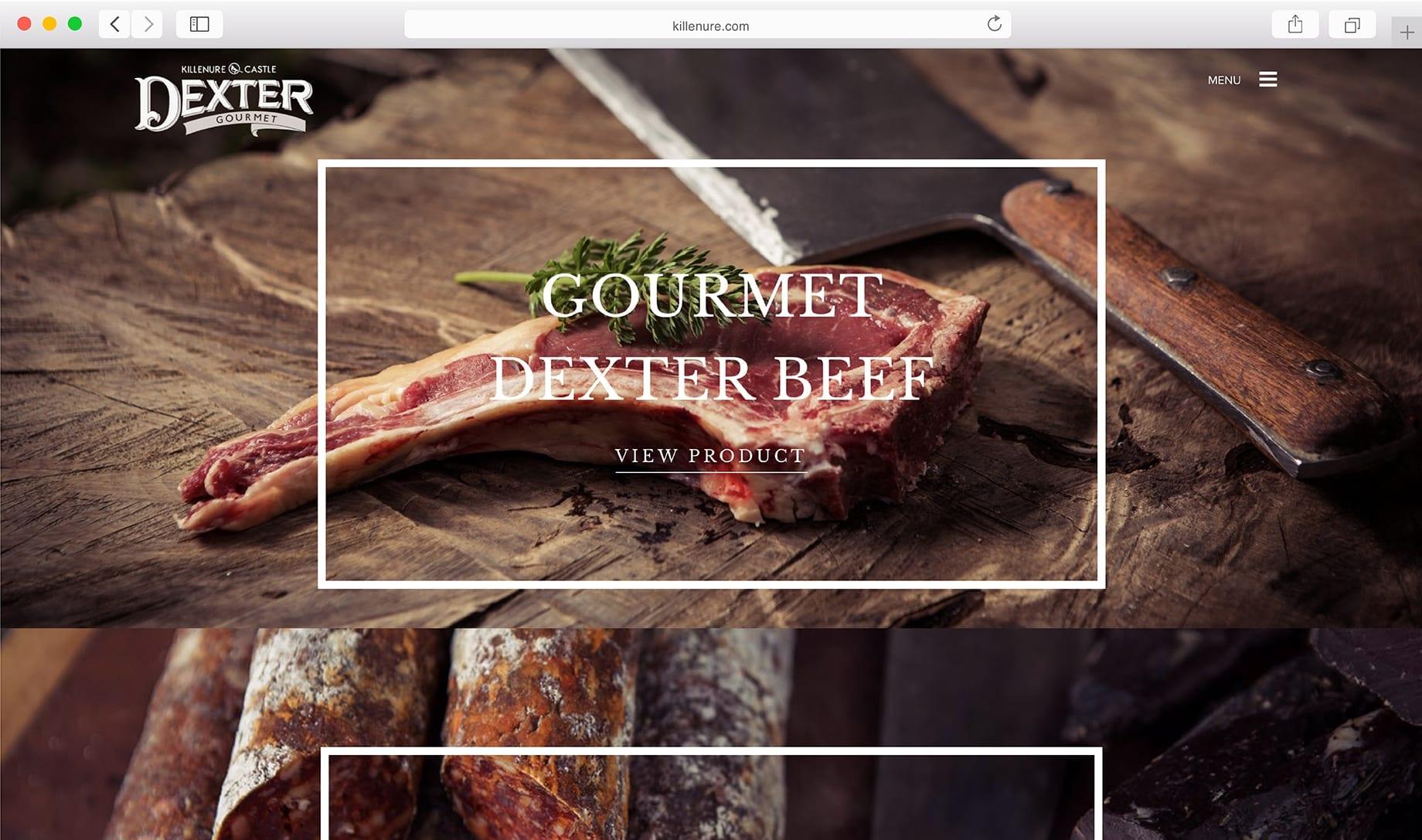 Killenure Dexter Beef