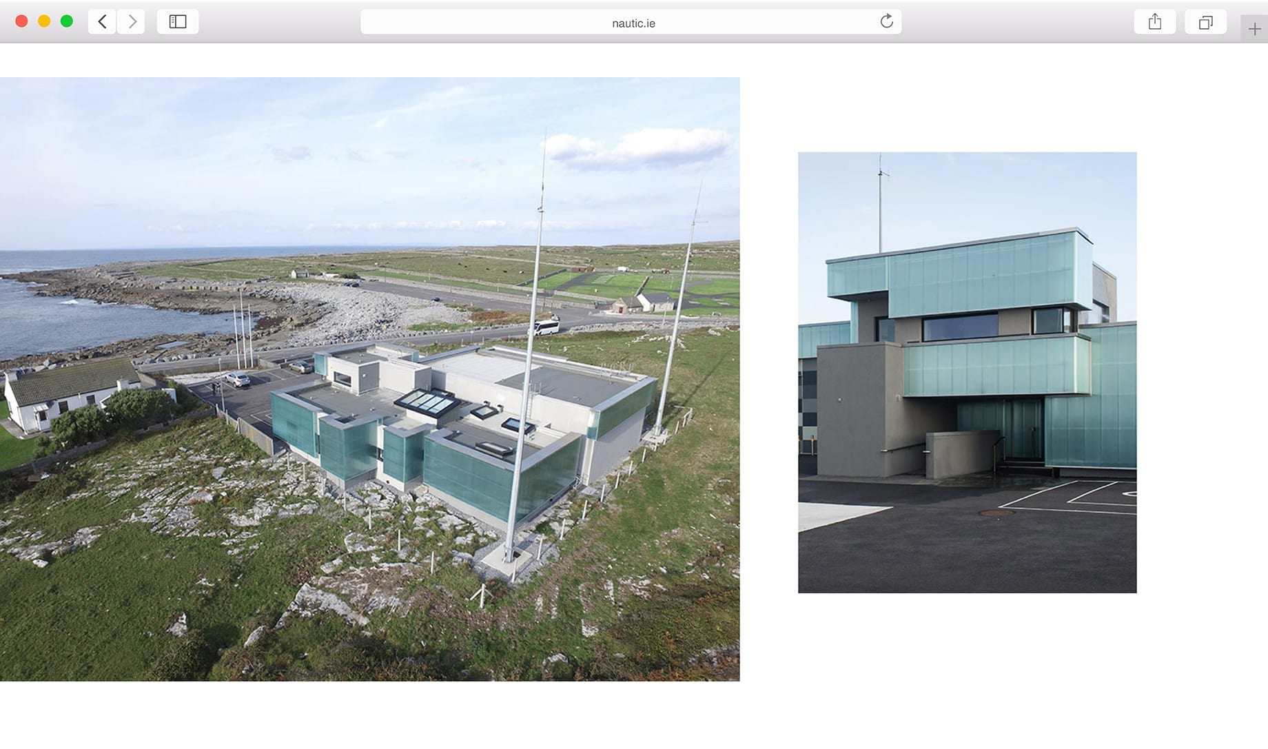 Doolin Coast Guard Station